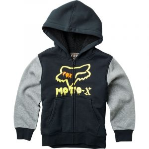 fox sudadera niño supercharger negra outlet con forro (2)