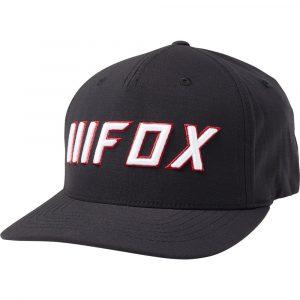 gorra fox negra downshift oferta madrid (3)