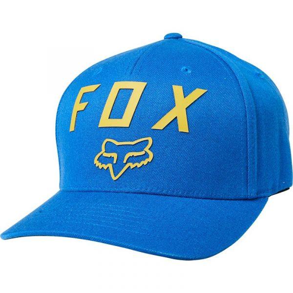 gorra fox number 2 azul royal madrid oferta en casual (2)