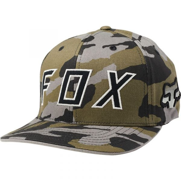 gorra fox scrambler gris camuflaje flexfit (1)