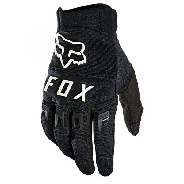 guantes fox dirtpaw negro