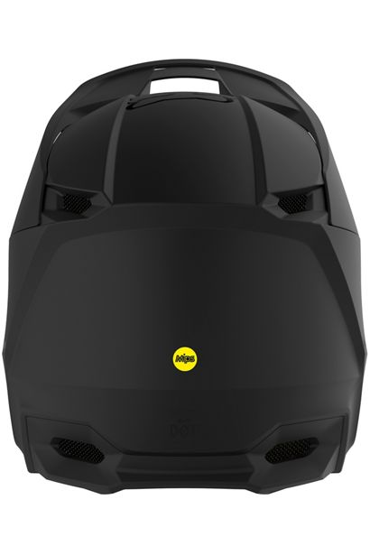 madrid casco niño v1 negro matte
