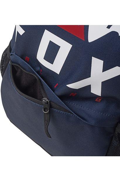 mochila Fox Overkill azul portatil sanse madrid tienda (5)