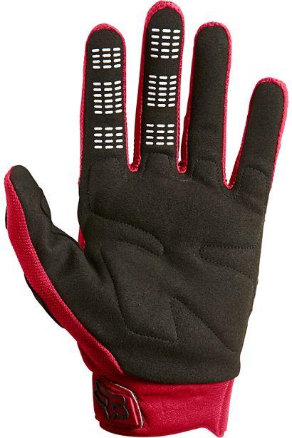 moto barato fox guantes dirtpaw rojo