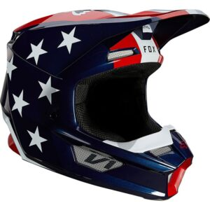 motocross enduro casco fox v1 ultra