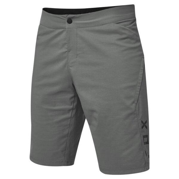 pantalon corto ranger short gris peter madrid