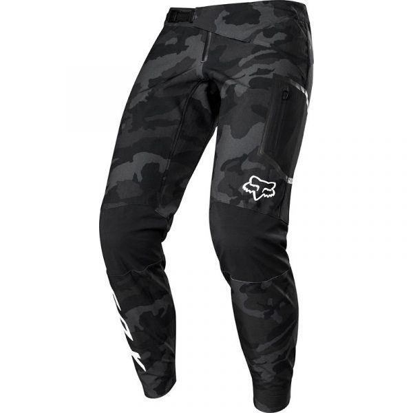 pantalon defend fire negro camo fox impermeable resistente (2)