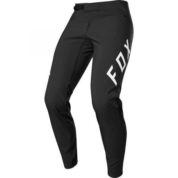 pantalon fox defend negro dh trail enduro electricas (2)