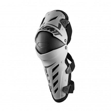 rodilleras leatt dual axis 2021 color blanco negro