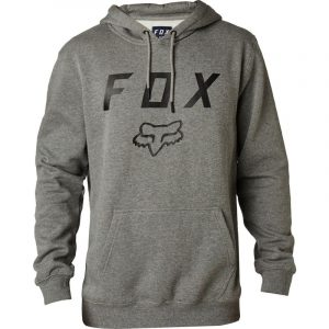 sudadera fox Legacy Moth gris grey outlet madrid (2)