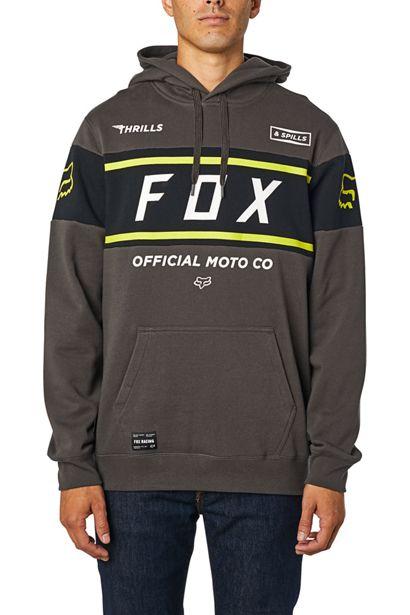 sudadera fox official pullover tienda outlet (4)