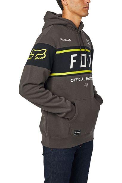 sudadera fox official pullover tienda outlet (6)