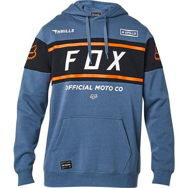sudadera fox official pullover tienda outlet (7)