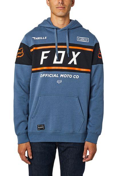 sudadera fox official pullover tienda outlet (9)
