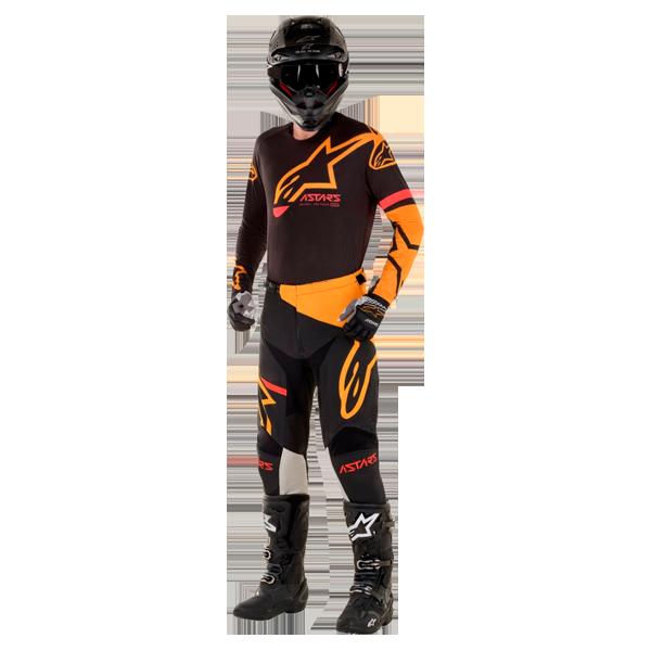 trajes para motocross y bici