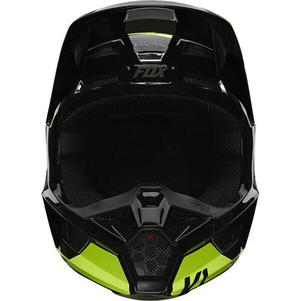 venta madrid casco fox v1 revn fluor amarillo (1)