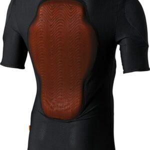camiseta con protecciones d3o baseframe fox negro (1)