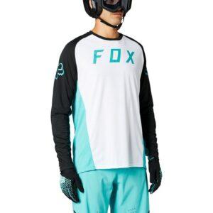 camiseta fox Defend ls manga larga dh mtb trail madrid (3)