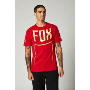 camiseta fox cntro premium negra vintage o roja disponible nueva coleccion en crosscountry madrid (2)