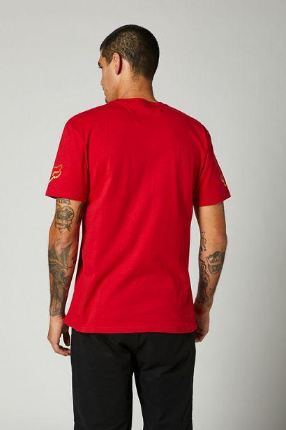camiseta fox cntro premium negra vintage o roja disponible nueva coleccion en crosscountry madrid (3)