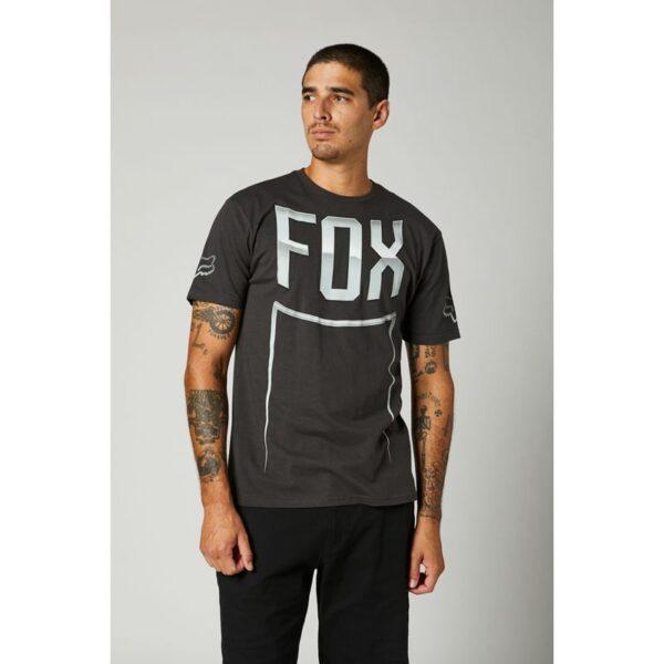 camiseta fox cntro premium negra vintage o roja disponible nueva coleccion en crosscountry madrid (4)