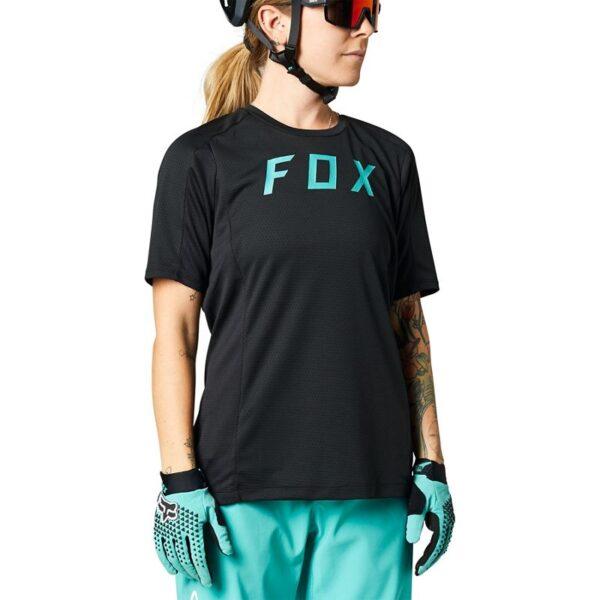 camiseta fox mujer para bici defend en crosscountry shop madrid españa ofertas todo el año (2)
