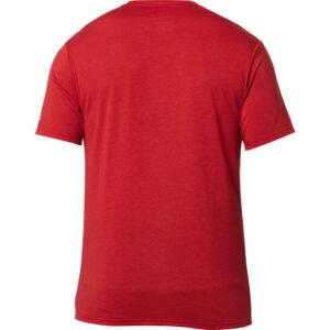fox camiseta outlet barata madrid down shift roja (2)