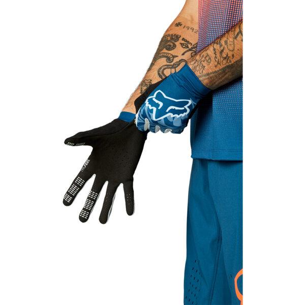 fox guantes flexair mtb azul dk indigo tacto comodo ligero madrid (1)