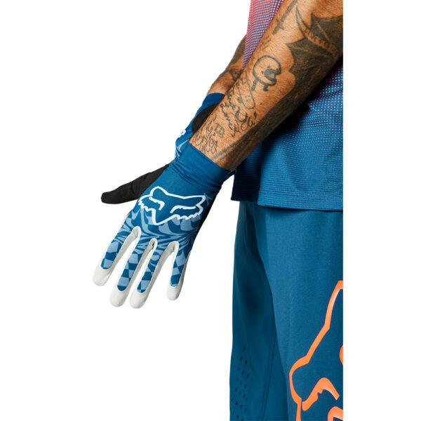 fox guantes flexair mtb azul dk indigo tacto comodo ligero madrid (2)