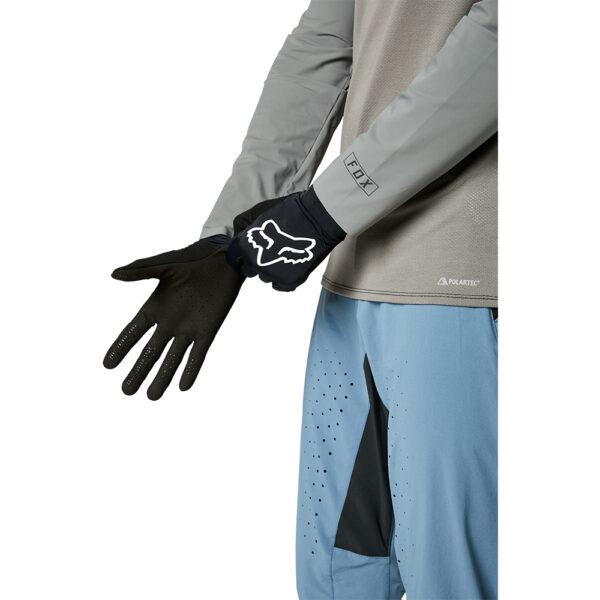 fox guantes flexair mtb negro tacto ligero ventilado (2)