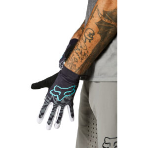 fox guantes mtb flexair bici tacto comodos teal (1)
