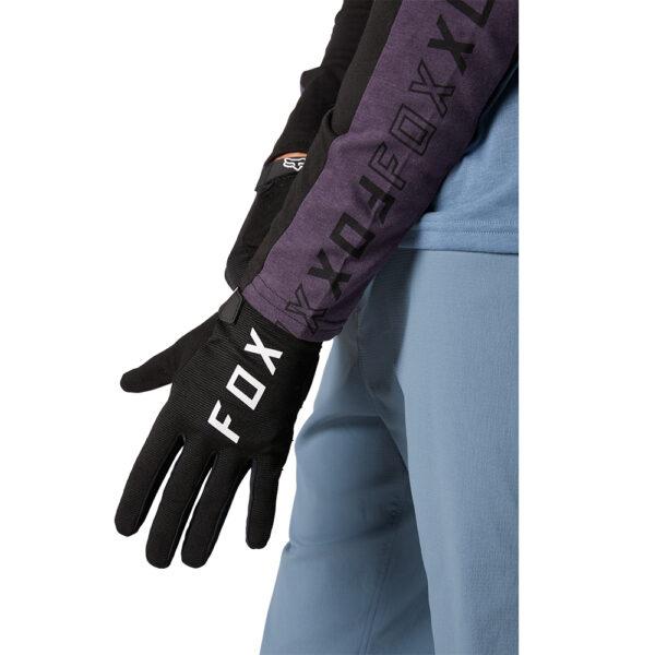 fox guantes mtb ranger gel negro barato madrid sanse (2)