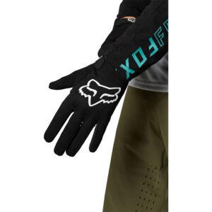 fox guantes ranger mtb negro