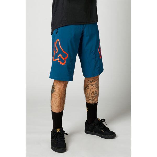 fox pantalon defend short azul barato madrid outlet (1)