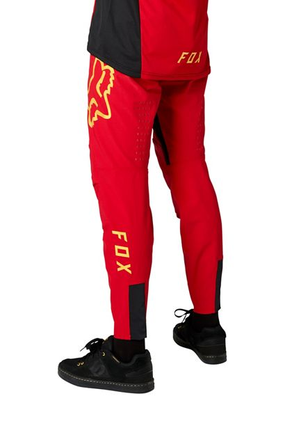 fox pantalon largo mtb bici defend rs chilli rojo madrid (1)