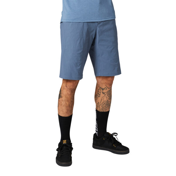 fox pantalon ranger azul 2021 enduro