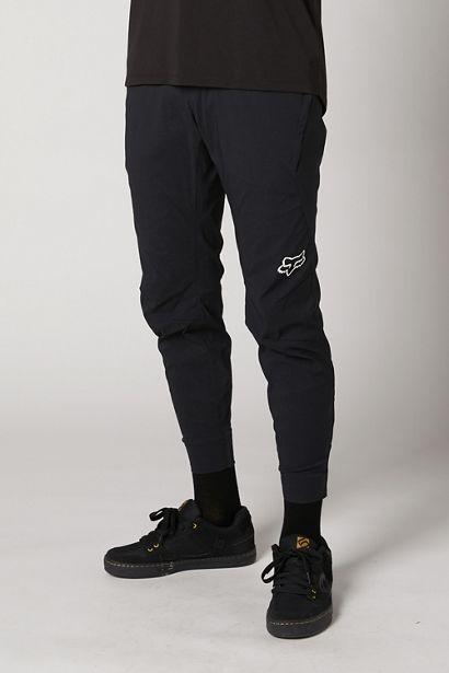 fox pantalon ranger largo negro mtb dh trail enduro (4)