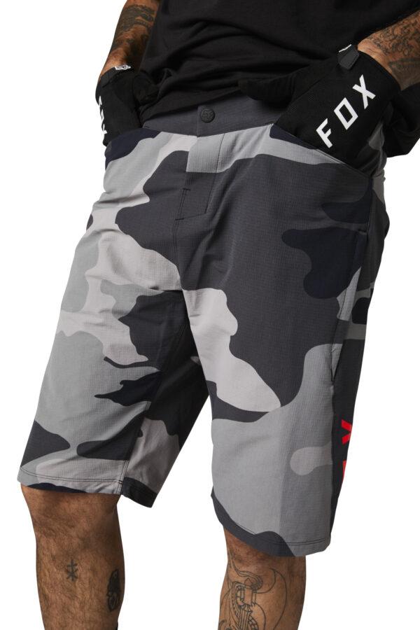 fox pantalon ranger negro camo 3