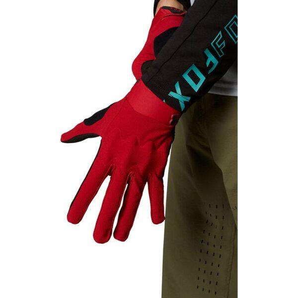 guante fox defend d3o rojo mtb rojo ya disponibles en crosscountry shop madrid (2)