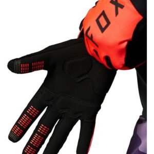 guante fox ranger gel chica mujer naranja negro disponible ya en crosscountry shop madrid españa (1)