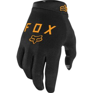 guante ranger negro fox 2021 primavera negro naranja ya en crosscountry shop madrid