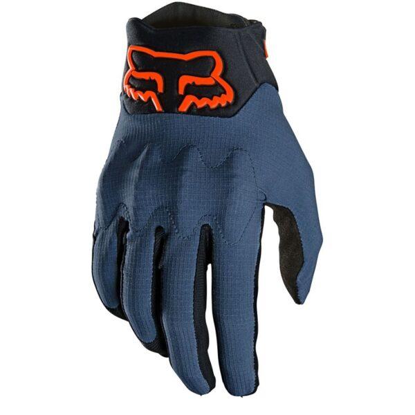 guantes fox bomber lt defend proteccion nudillos d3o (6)