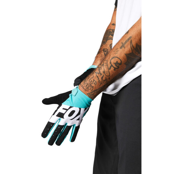 guantes fox ranger gel teal mtb bici barato madrid (2)