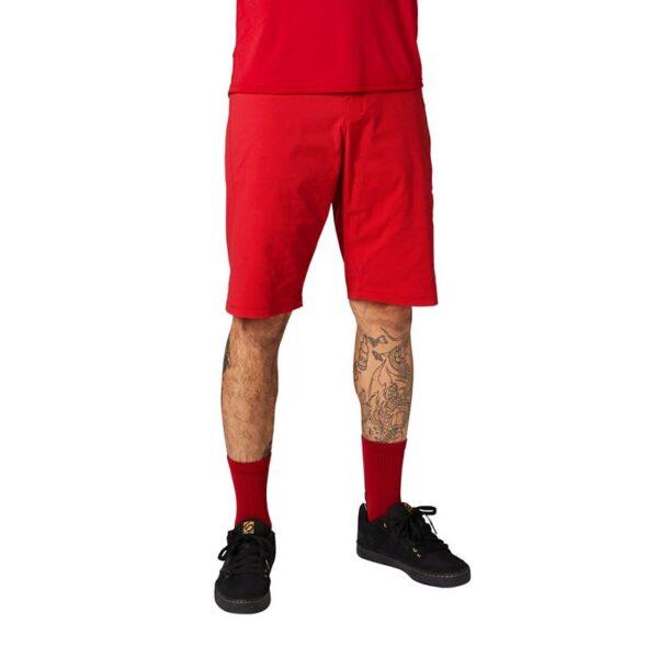 pantalon short ranger lite fox nueva coleccion rojo intenso ya disponible en crosscountry (2)