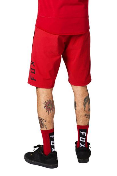 pantalon short ranger lite fox nueva coleccion rojo intenso ya disponible en crosscountry (3)