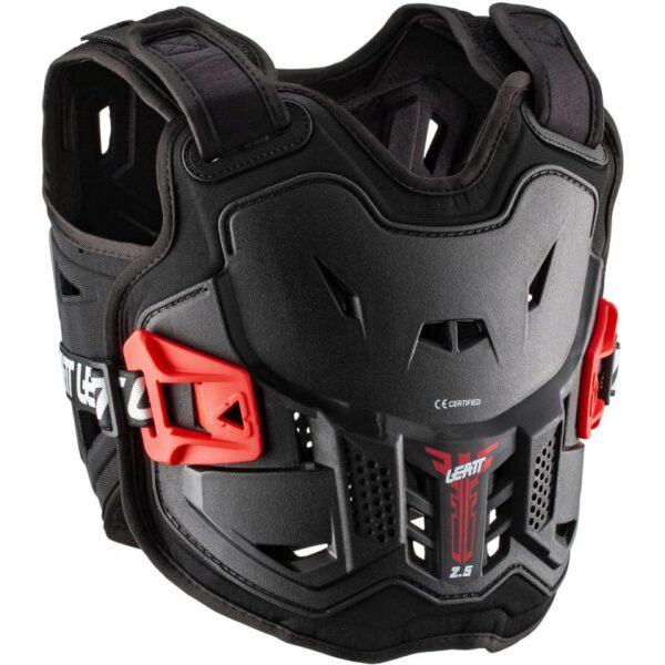 protector para motocross leatt 2.5 negro en crosscountry shop madrid para niños pequeños infantil (1)