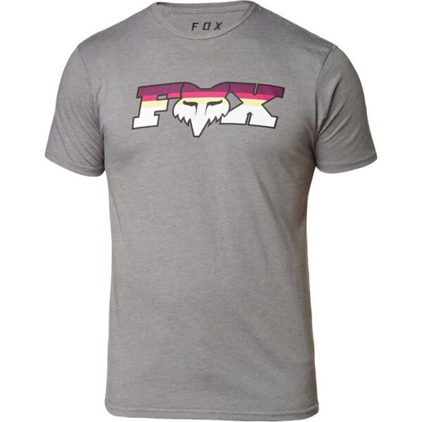 camiseta Fox Fheadx Slider gris outlet (2)