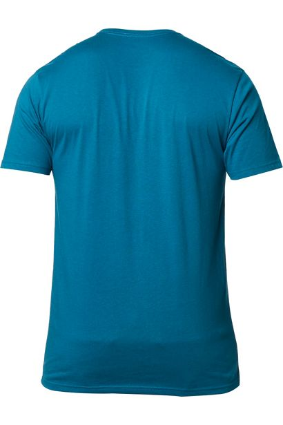 camiseta Fox Shield Premium maui Blue (1)
