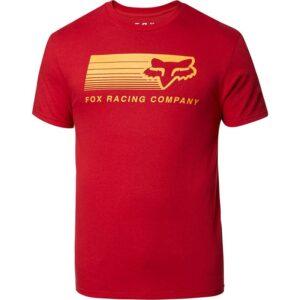 camiseta fox drifter roja outlet (2)