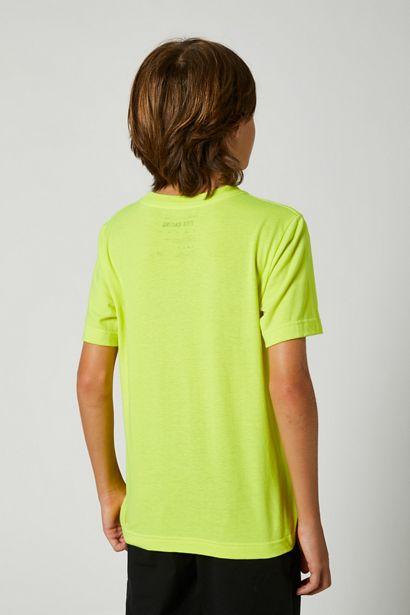 camiseta fox niño foundation roja amarilla fluor nueva coleccion ya disponible en crosscountry shop madrid (3)